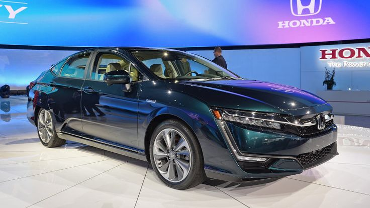 2018 Honda Clarity Plug-in Hybrid gets best-in-class electric range from EPA