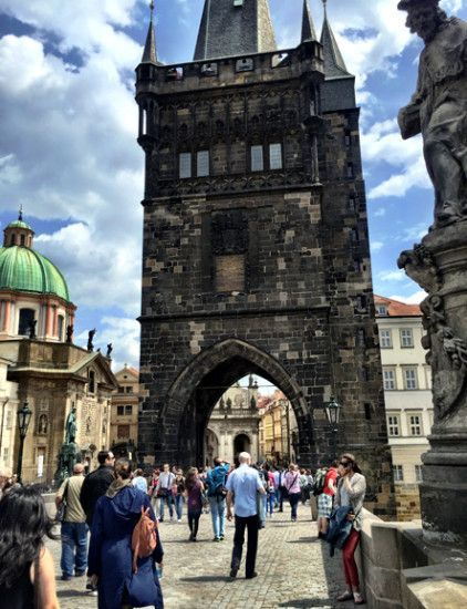 72 Hours in Prague with Kids