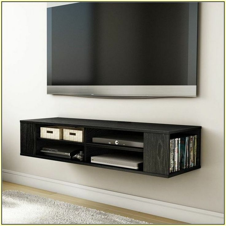 The Best 50 Inch Tv Wall Mount With Shelves Pictures   Wall Ornament