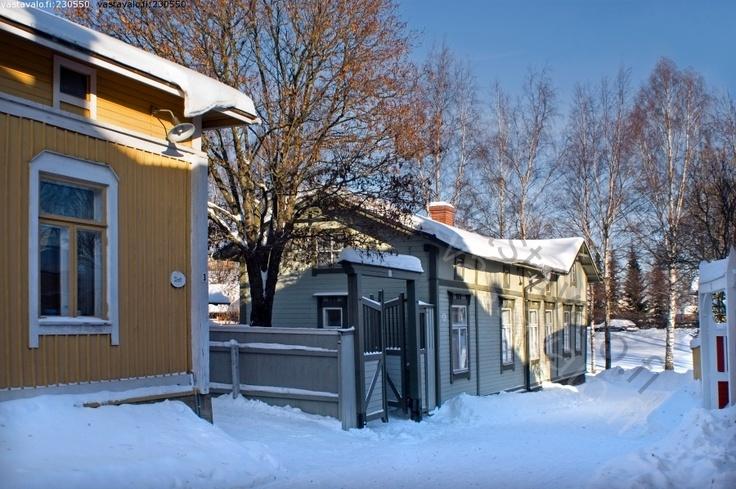 Itäkatu Raumalla