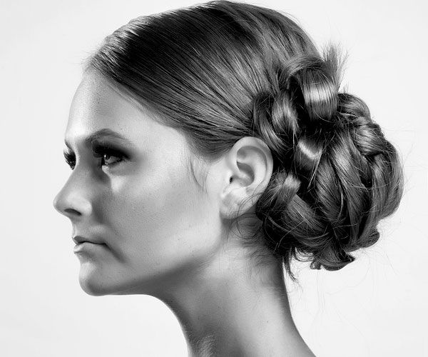 17 Best Ideas About Wedding Hairstyles On Pinterest: 17 Best Ideas About Braided Side Buns On Pinterest