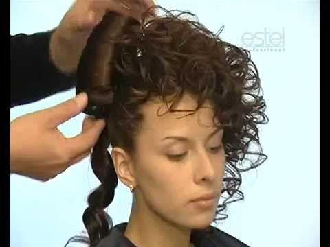 Прически из длинных волос - YouTube
