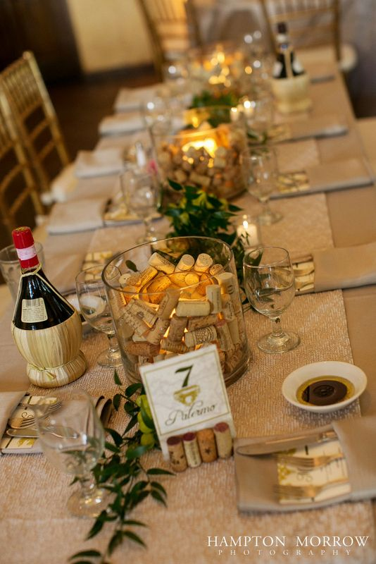 25 best ideas about wine cork centerpiece on pinterest for Wine themed centerpieces
