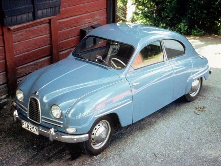 Saab 93 1956