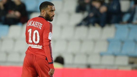 Newcastle to Make Second Attempt at Persuading Alexandre Lacazette to Join