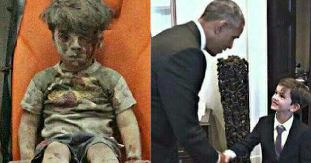 Obama meets 6-year-old who offered Syrian boy Omran Daqneesh his home   President Obama recently welcomed to The White House 6-year-old Alex the young boy who had offered his home to Syrian child Omran Daqneesh.  Remember the little American boy who offered his home to Syrian child Omran Daqneesh whose photograph in a bloodied state had gone viral? That young humanitarian Alex was recently a guest at The White House.  Upon meeting six-year-old Alex and his family President Obama couldn't…