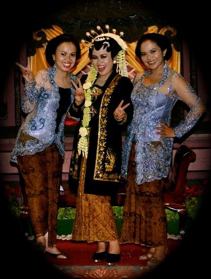 Javanese Wedding Ceremony - My younger sister wedding