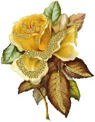 Glitter Flowers :: Glitter Pictures. Glitter Graphics