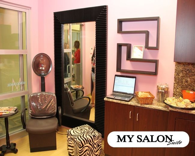 60 best Own a MY SALON Suite images on Pinterest | Lounges, Salons ...
