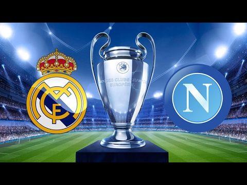 Watch Real Madrid vs Napoli Live Stream HD - 15.2.2017