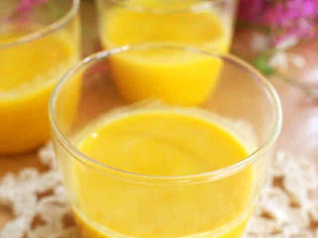 離乳食中期おやつ★かぼちゃのミルクゼリーの画像