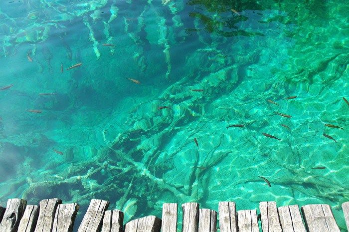 turquoise-water