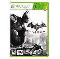 Batman: Arkham City with Bonus Batman: Arkham Asylum GOTY - Xbox 360