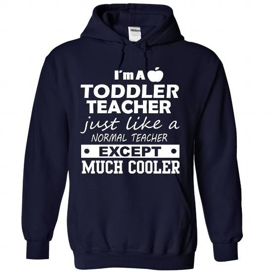Toddler Teacher - #shirt designs #funny t shirt. BUY TODAY AND SAVE => https://www.sunfrog.com/LifeStyle/Toddler-Teacher-1367-NavyBlue-Hoodie.html?60505