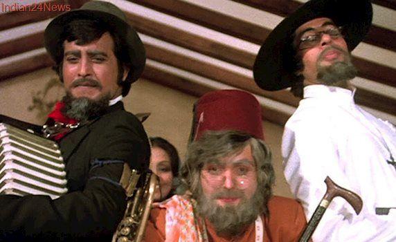 Vinod Khanna, Amitabh Bachchan, Rishi Kapoor starrer Amar Akbar Anthony inspires Harvard book