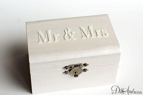Jewelry Cottage Chic box. Ring Box ring box holder by ArtDidi