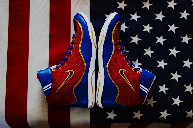 Nike Foot Sweep Wrestling Shoes