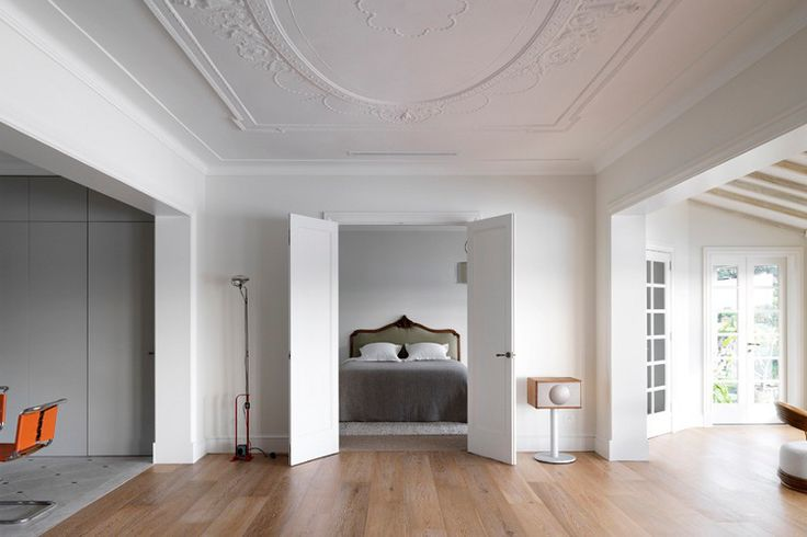 Minimalist and modern, carefully curated and contemporary. Not just the homes but the photograp...