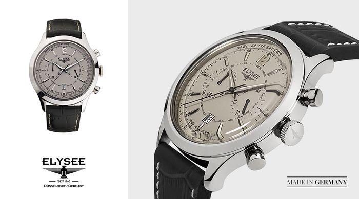 Artos Elysee z kolekcji Classic. Sprawdź, gdzie można kupić nasze zegarki: http://bit.ly/Sklepy_Elysee