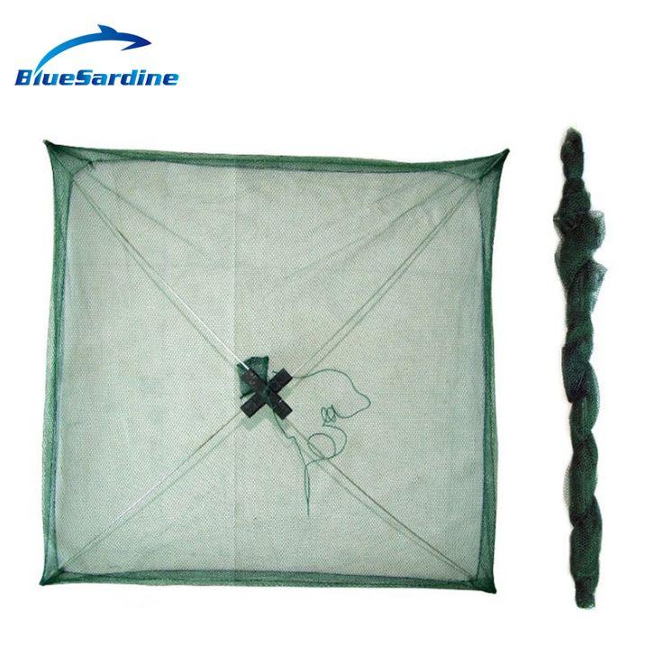 BlueSardine Fishing Net for Sale Large Size  Fishing Net Nylon Networking Fish Trap Shrimp Net Free Shipping