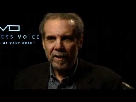 Daniel Goleman talks about how in order to be in a top profession a person needs, aside from a high IQ, the ability to be self-motivated and emotionally intelligent.