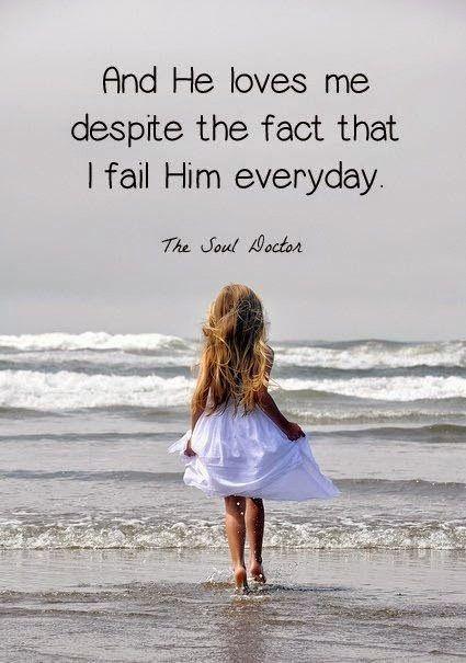 Geborgen in God: Voor vrouwen die soms (een heel klein beetje) twijfelen aan Gods liefde