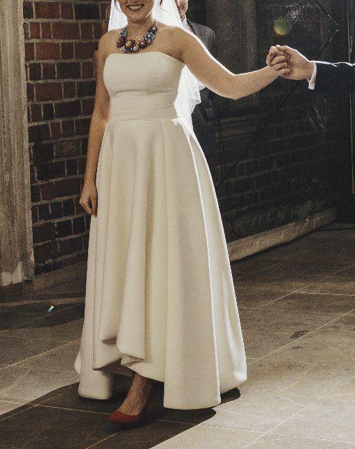 6b6ffa4564 Suknia ślubna Viola Piekut 38 40 klasyczna