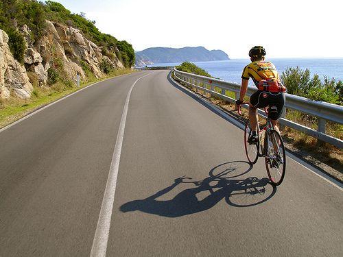 Cycling Tuscany / Elba #TuscanyAgriturismoGiratola