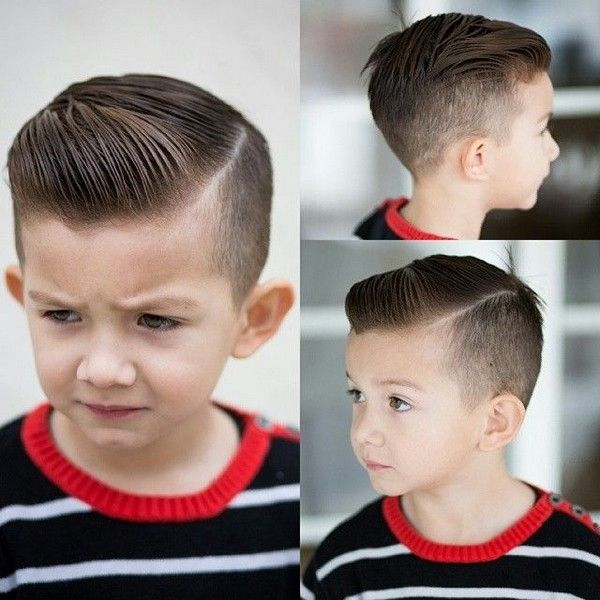 Hairstyles For Kids Boys 42 Trendy And Cute Boys Hairstyles For 2016