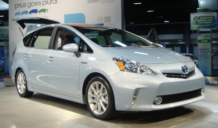 Toyota começa a vender híbrido Prius no Brasil