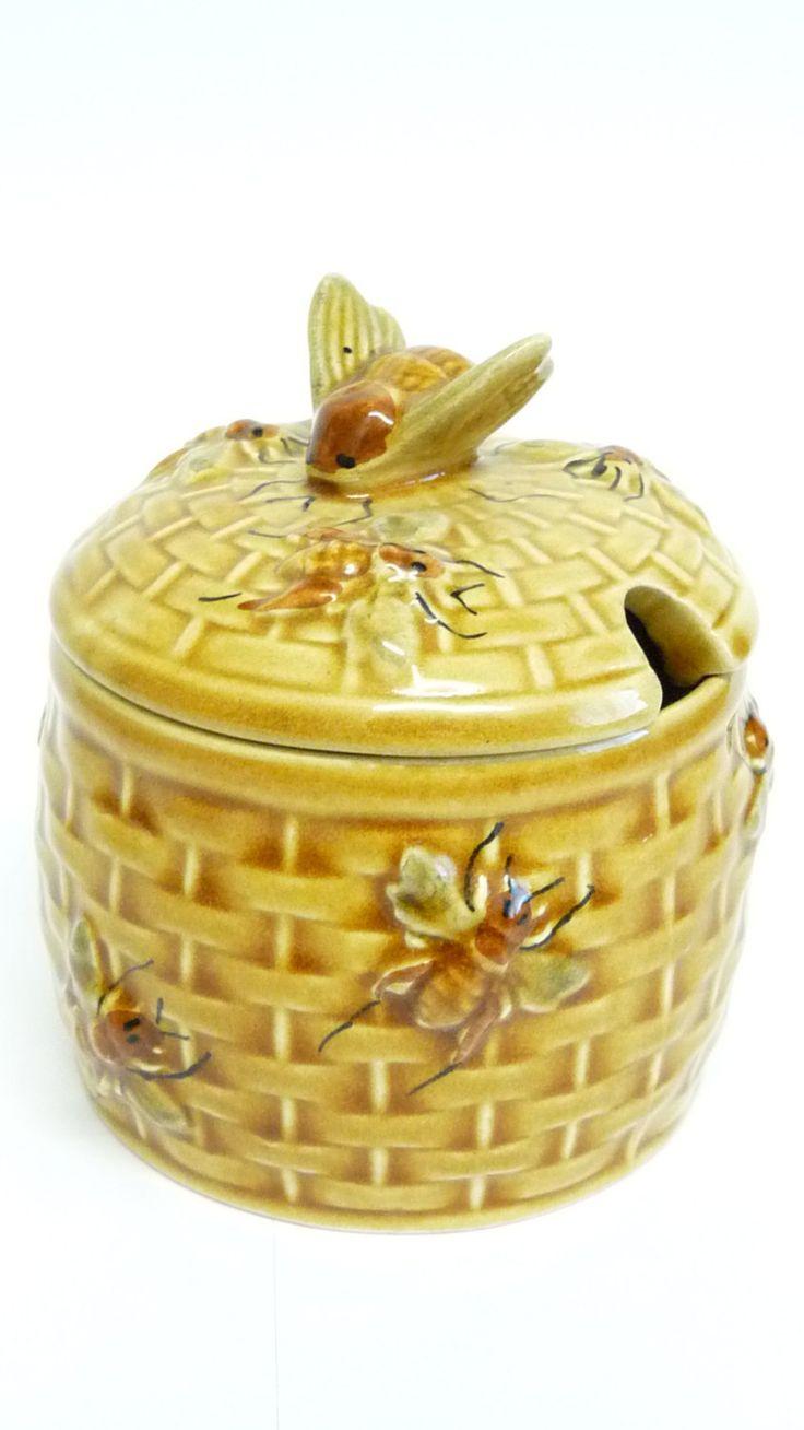 rosh hashanah honey plate