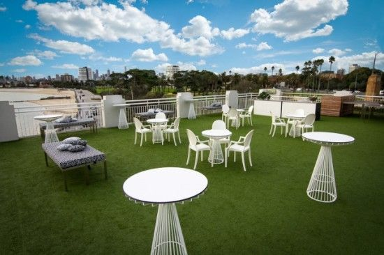 Harbour Room Roof top St Kilda Wedding bayside with remarkable sunset Catering by food&desire.