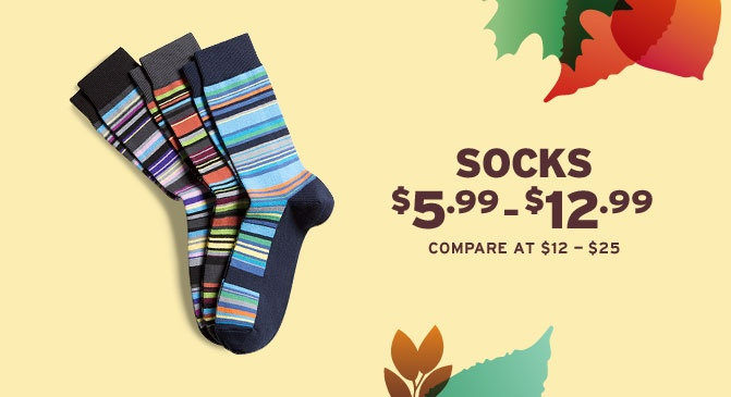 Marshalls — Big brands and unbelievable deals on socks. www.marshallscanada.ca