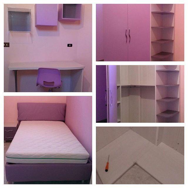 Oltre 25 fantastiche idee su arredamento piccola camera su for Soluzioni per camerette piccole