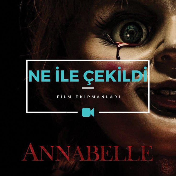 Bu sayfada Amerikan korku filmi, Annabelle'in film çekimlerinde kullanılan kameralar ve lensler hakkında teknik bilgileri bulabilirsiniz.