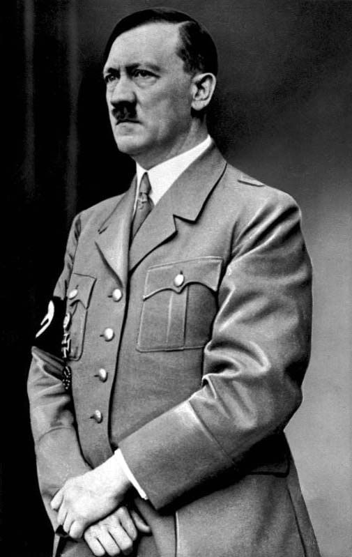 Adolf Hitler - 9 People Who Changed the World