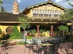 Cafe Talk - Inside The Bungalow  Mesa, Arizona