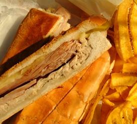 Cuban Sandwich - Cubano Sandwich