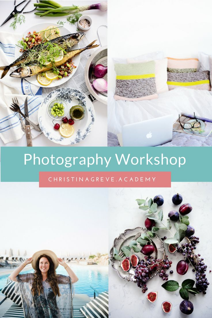 Are you ready to dramatically improve your photography? Do you dream of a career as a Food Blogger or a Lifestyle Photographer? Then check out my FOOD & LIFESTYLE Photography Course - it might be just what you need to uplevel your creative life. For a limited time only you also get access to AMAZING BONUSES. Don´t miss out!  For info and registration click here; http://christinagreve.academy
