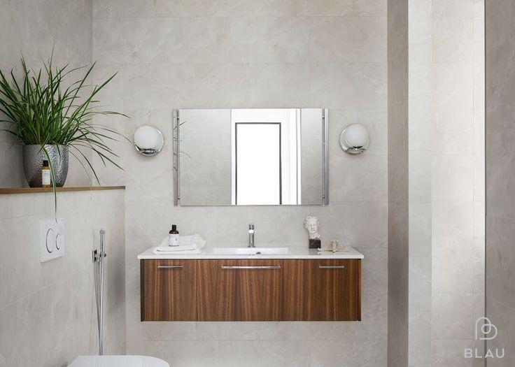 Tässä kauniissa kylpyhuoneessa pääsee tuntemaan itsensä hemmotelluksi!