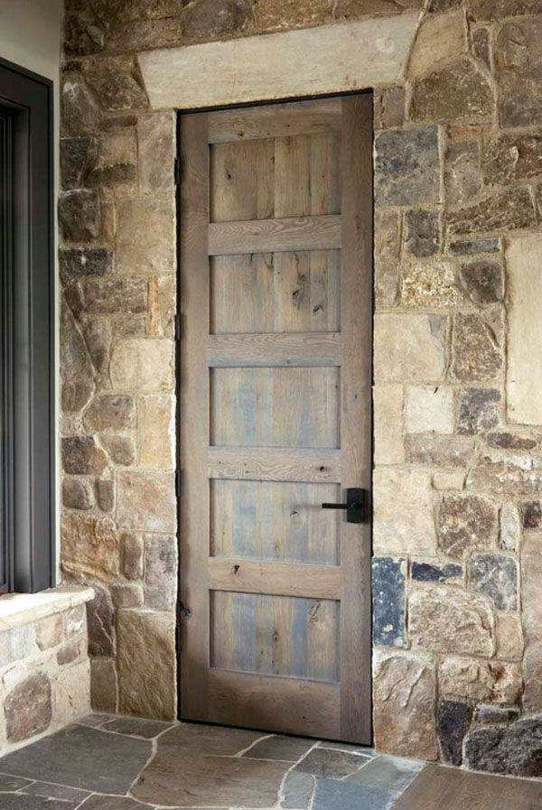 25 best ideas about mountain home exterior on pinterest - Exterior doors that open to the outside ...