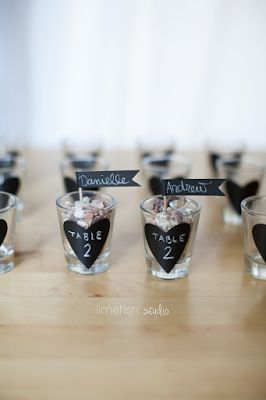 Limefish Studio: Chalkboard Heart Shot Glasses NOW AVAILABLE!