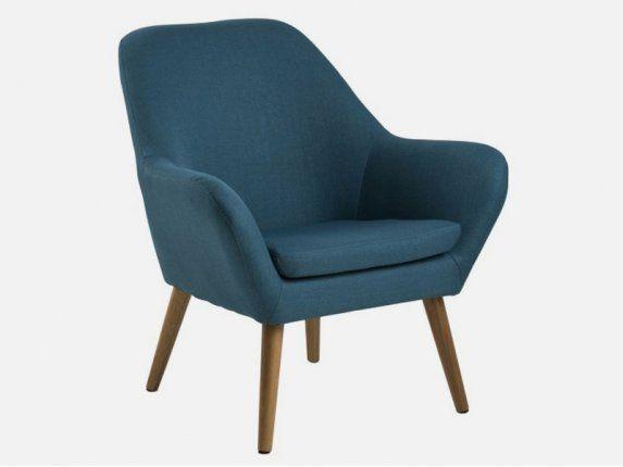 Fotel Astro niebieski — Fotele Actona — sfmeble.pl