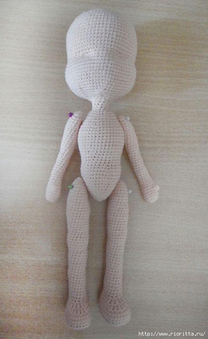 Amigurumi Bebek Yapılışı Anlatımlı