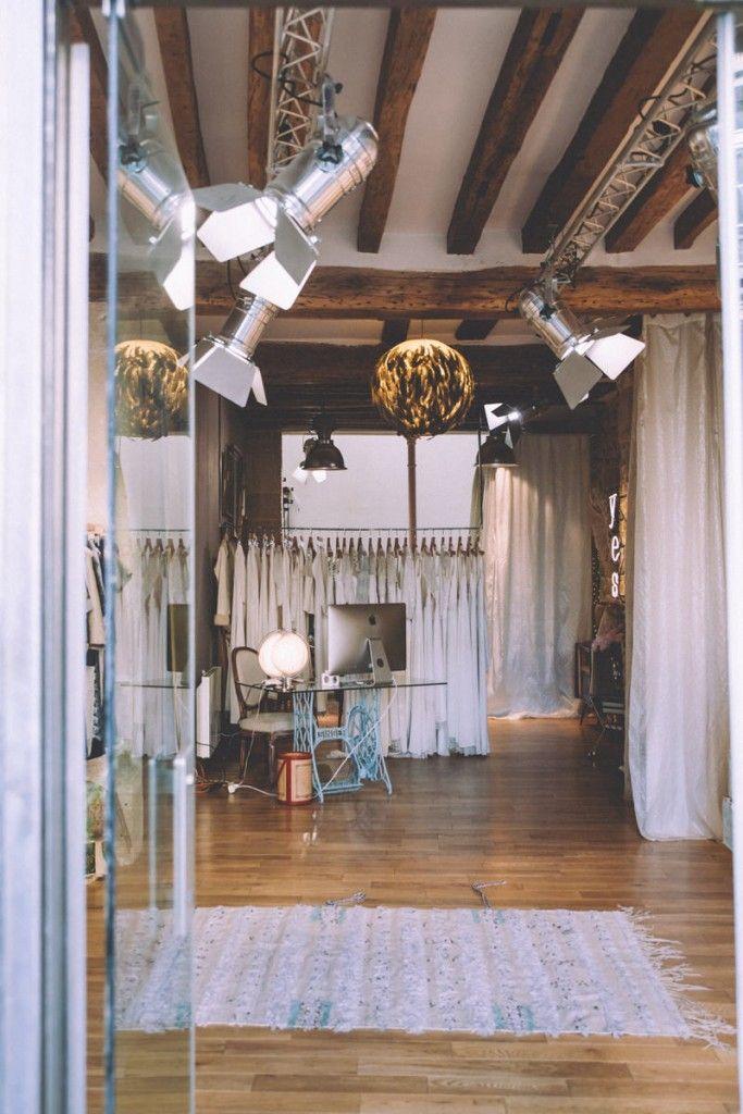 17 best images about shop interior design on pinterest for Studio atypique paris