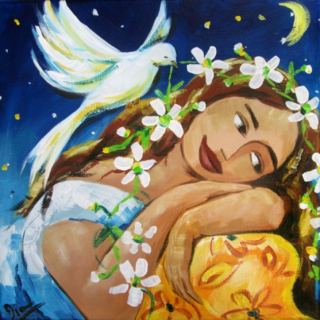 Enter to win: Signed A4 Dreaming of Peace poster by Ira Mitchell-Kirk   http://www.dango.co.nz/pinterestRedirect.php?u=3Hl2M8gS4382