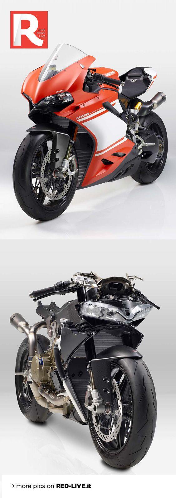 Ducati 1299 superleggera apoteosi superbike