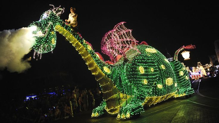 Main Street Electrical Parade Returns to Disneyland Park January 20