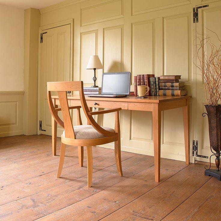 captivating home office desk furniture wood | 17 Best images about Home Office Wooden Furniture on ...