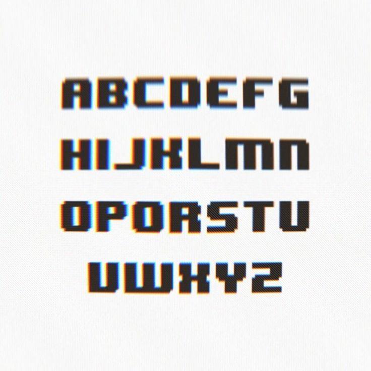 Pixel Font, Download Fonts